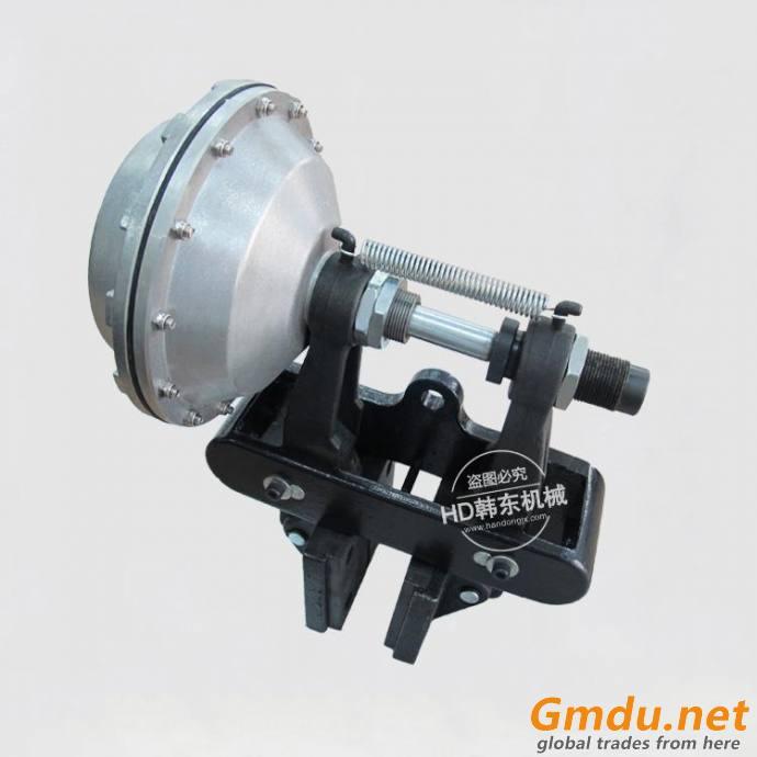 DBH383 air engaged normal releasing caliper disc brake