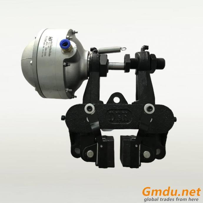 DBH-205N spring applied air release brake normal braking