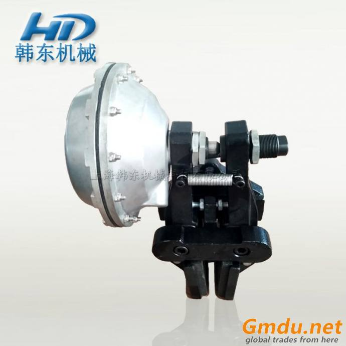 QDD horizontal high torque pneumatic disc brake