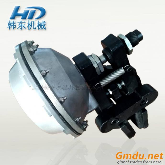 QDD horizontal high torque pneumatic disc brake