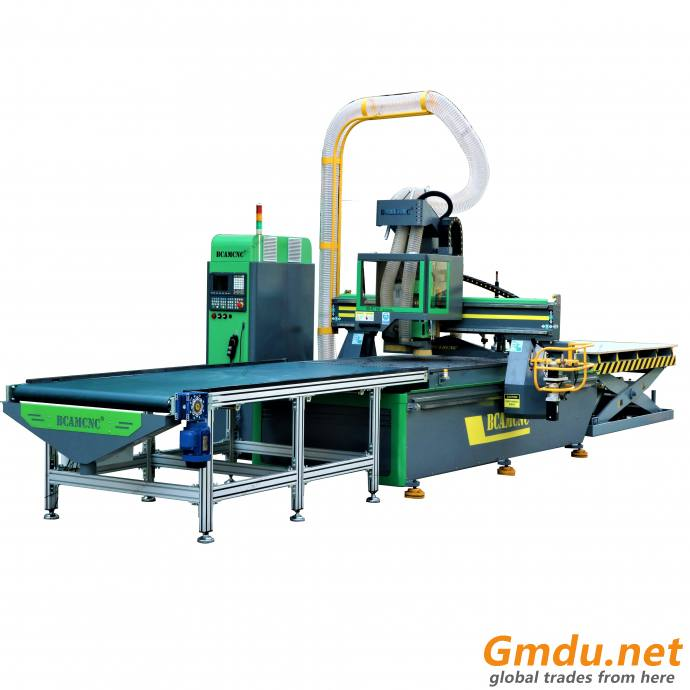 High efficiency cnc machine 1325D automatic tool change wood cutting machine for woodworking cnc router