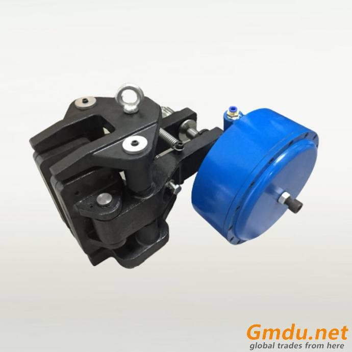 QDE-N spring engaged caliper disc brake normal braking