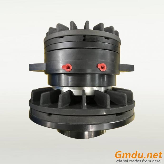 Equal Asahi DSDP pneumatic clutch and brake group