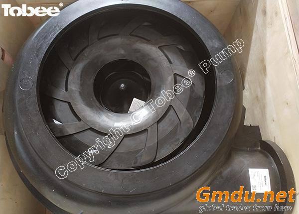 Impeller for slurry pump