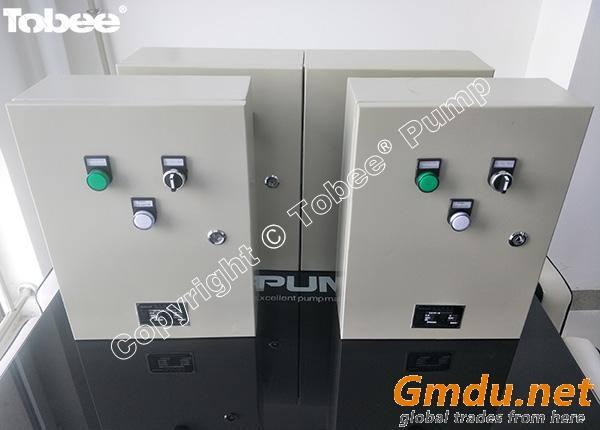 Control Cabinet for Slurry Pumps.