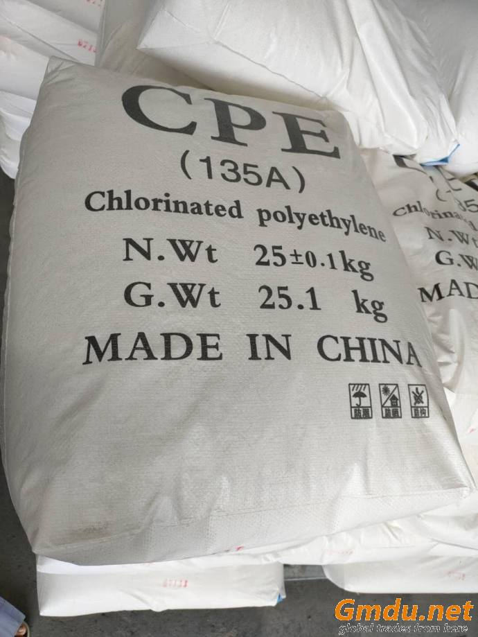 Chlorinated Polyethylene CPE135A