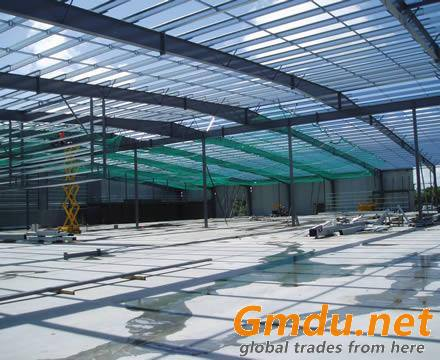 Steel Structure industrial Construction Prefabricated Space Frame Portal Steel Structure Workshop