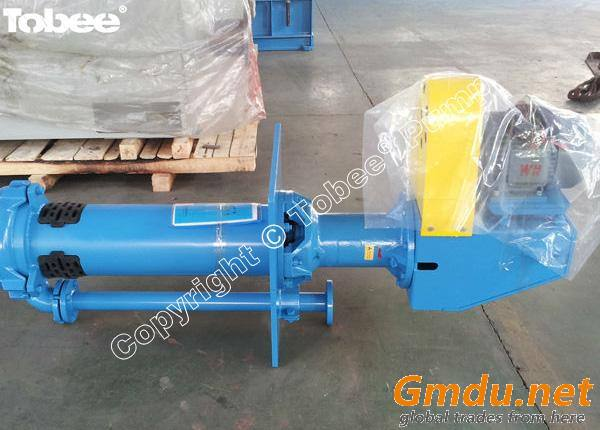 65QV-SP Vertical Slurry Pump--sales6@tobeepump.com
