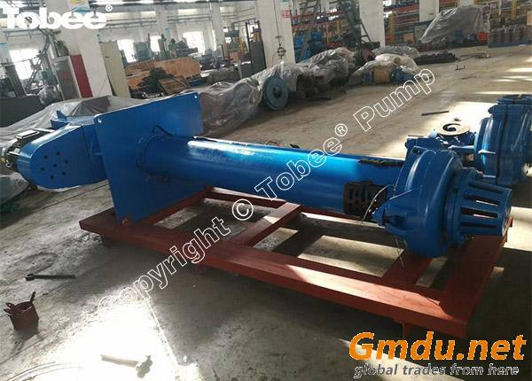 100RV-SP Vertical Slurry Pump