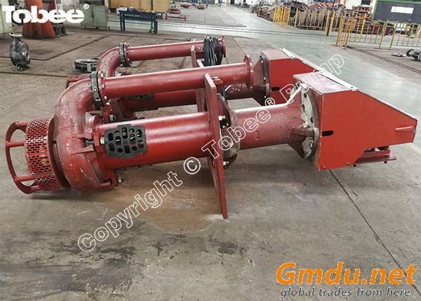 200SV-SP Vertical Slurry Pump--sales6@tobeepump.com