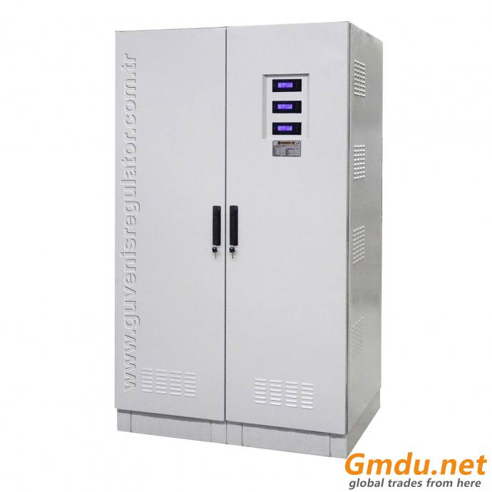 Full Automatic Static Voltage Regulator 3 Phase 600kVA