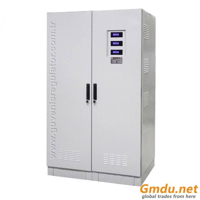 Full Automatic Static Voltage Regulator 3 Phase 500kVA