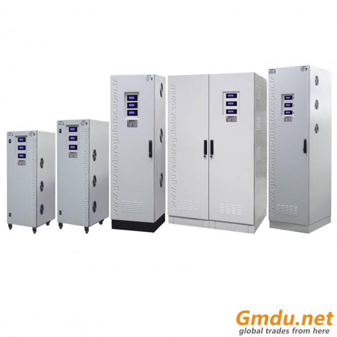 Full Automatic Static Voltage Regulator 3 Phase 150kVA