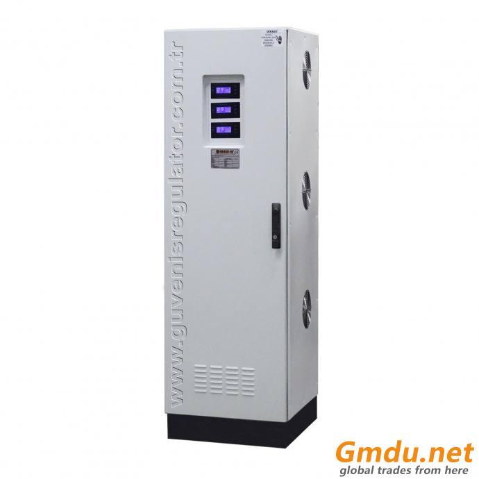 Full Automatic Static Voltage Regulator 3 Phase 120kVA