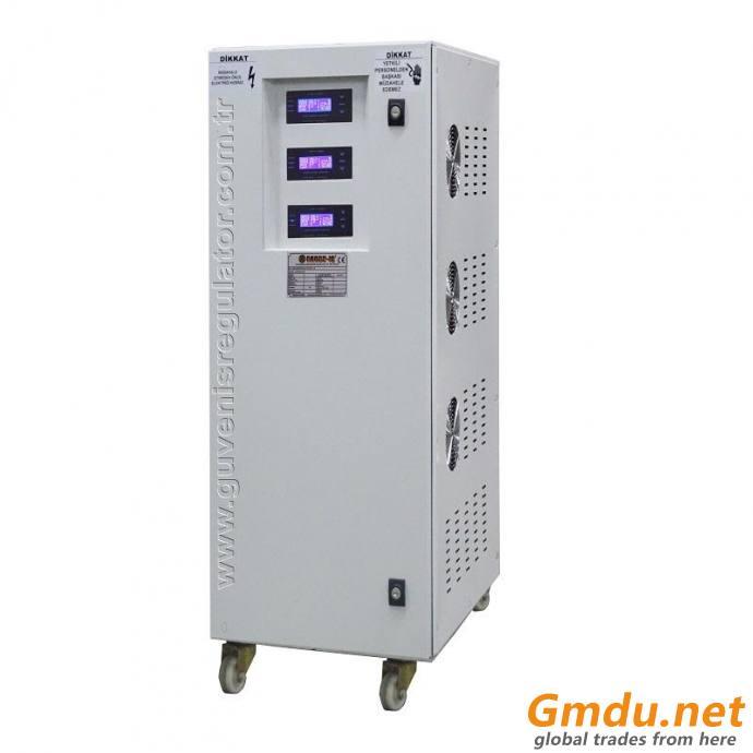 Full Automatic Static Voltage Regulator 3 Phase 45kVA