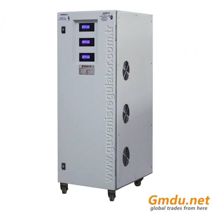 Full Automatic Static Voltage Regulator 3 Phase 22,5kVA