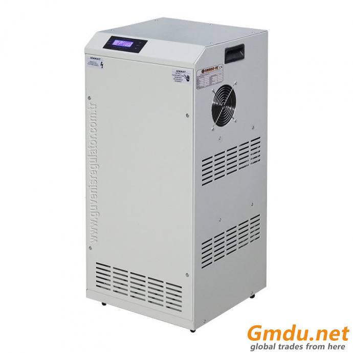 Full Automatic Static Voltage Regulator 1 Phase 50kVA