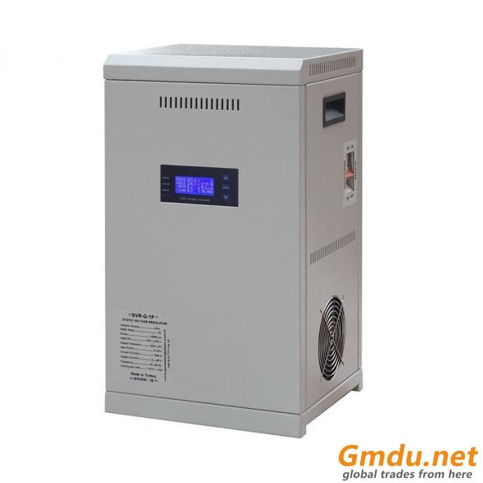 Full Automatic Static Voltage Regulator 1 Phase 15kVA