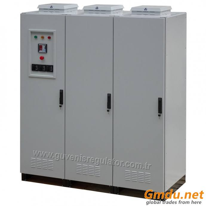 Automatic Voltage Stabilizer 3 Phase 200kVA Servo Control