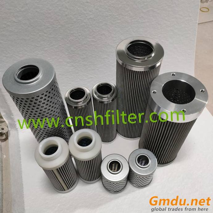 Main engine EH oil filter W.38.C0108