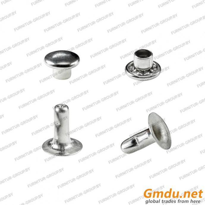 Shoe metal accessories // Rivets
