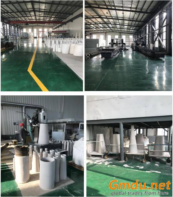 High and low consistency Centrifugal cleaner for paper pulp making machine