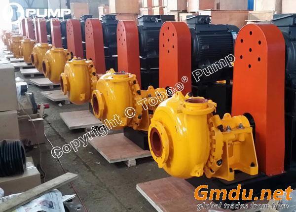 6/4D-G Gravel Pump, sand pump,dredge pump