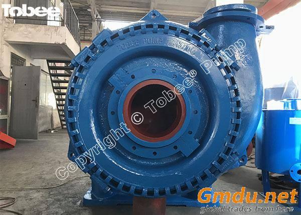 12/10G-G Gravel Pumps for tunnelling underground work