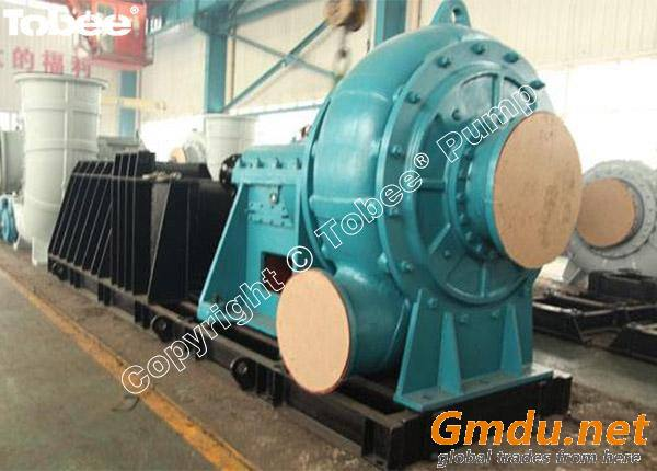 WN450 Diesel Dredge Pump