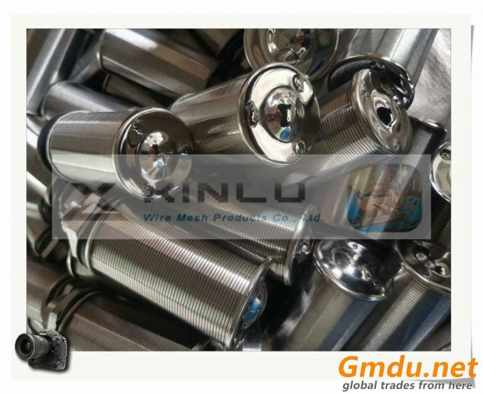 water & gas strainer nozzle, johnson screen nozzle, stainless steel filter nozzle