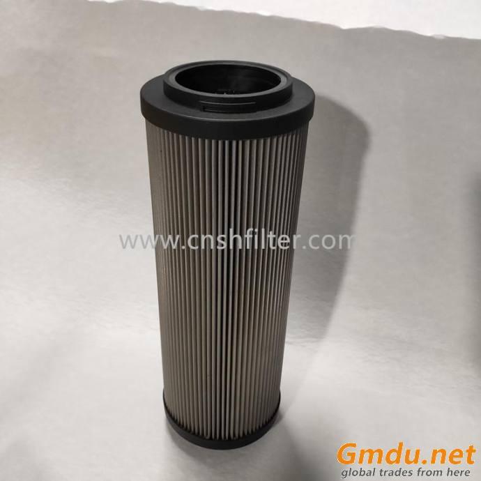 Hydraulic Return Oil Filter DQ60DW25H0.8C