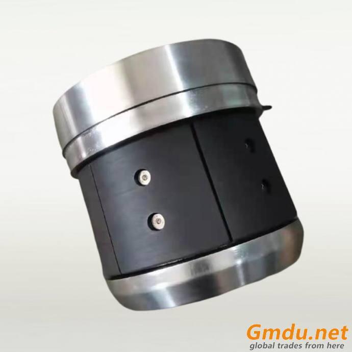 HDJD-140 6 inch flange type pneumatic chuck
