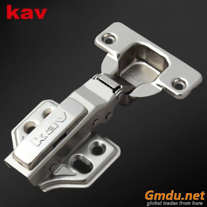 hydraulic hinge furniture cabinet one way soft close hinge with fixed plate (SSC135H)
