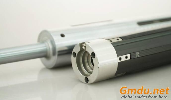 Pneumatic expanding shaft 6 inch in packing machine