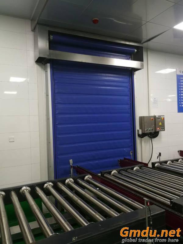 Thermal Insulation Zipper Door
