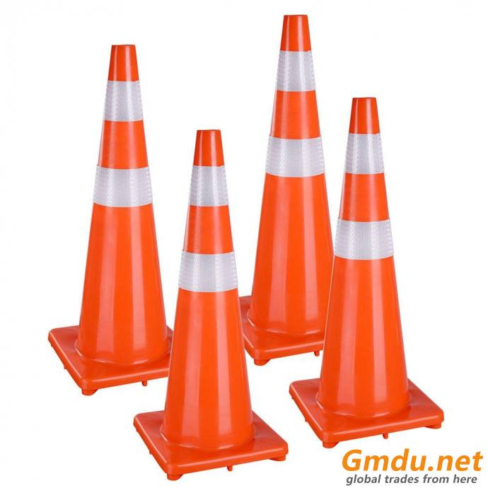 """36"""" Heavy Duty Road Construction Safety Cone Safety Warning Cone"""
