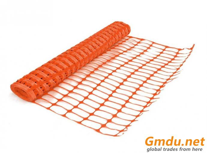 Fluorescent Orange Road Safety Fence Traffic Control Warning Barricade Fencing