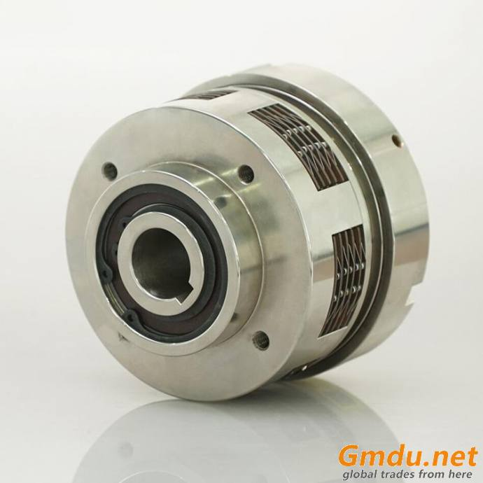 BDC multiple plates pneumatic friction clutch