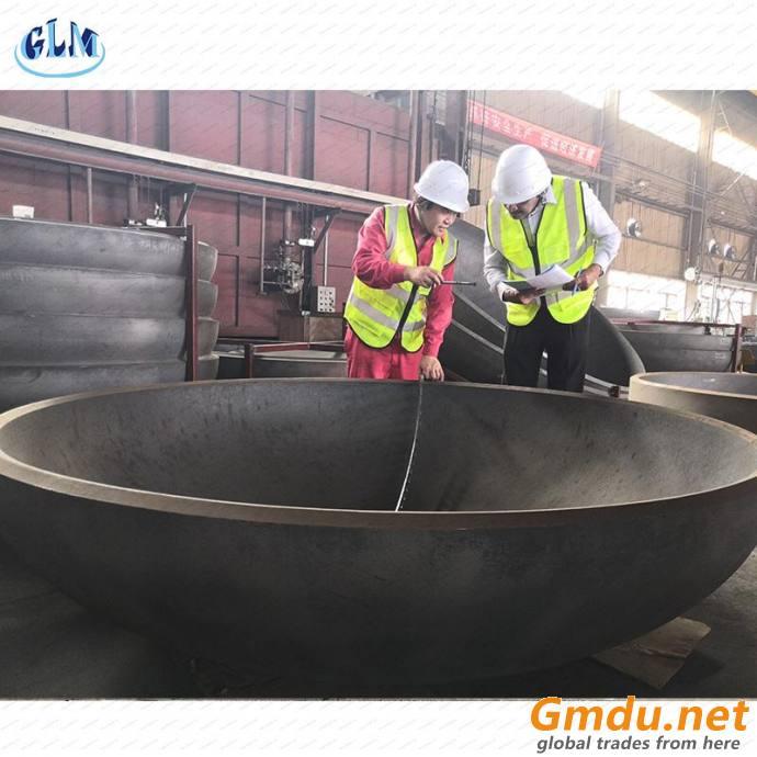 Pressure Vessel Dish End Types