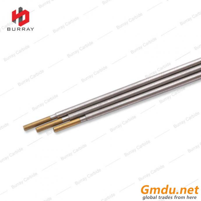 Tungsten Carbide Bar for Punch Poincon with Ti Coating