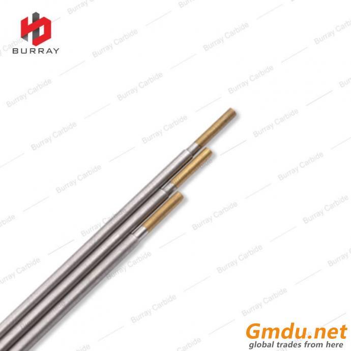 HSS Rod Titanium Tip Coating