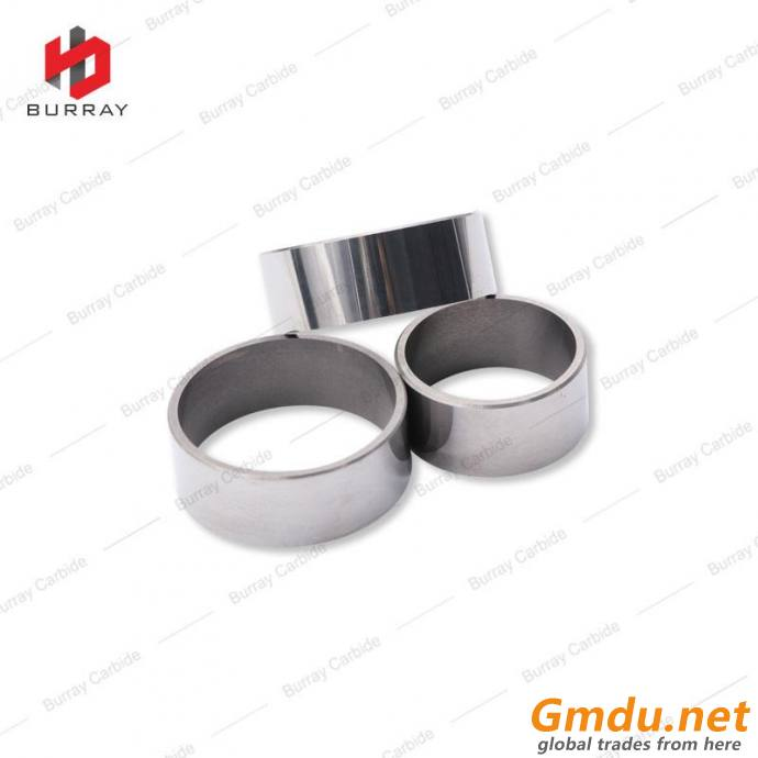 Tungsten Carbide Customized Armored Shaft Protection Sleeve