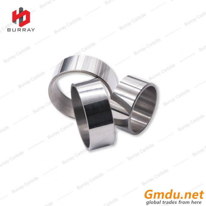 High Precision Fine Finished Cemented Carbide Bushing
