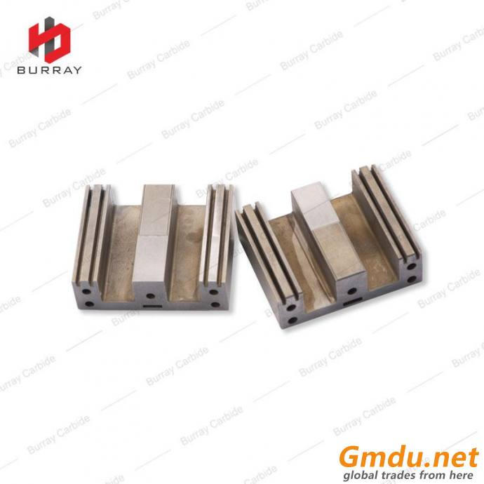 Carbide Customized Threading Parts for Pressing