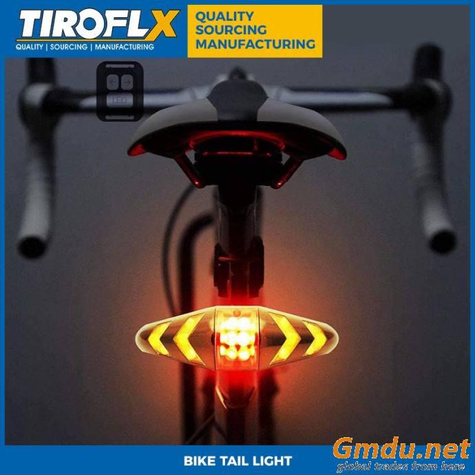 Tiroflx Tail Light For Bike