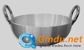 Aluminium cookware