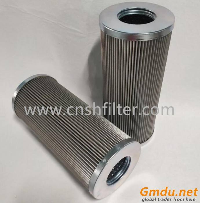 Cement plant thin oil station filter KF-50A*80D