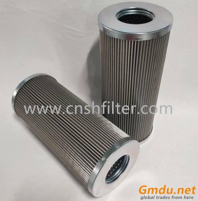 Cement plant return oil filter KF-80A*120D