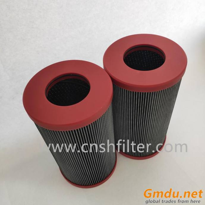 Cement plant suction oil filter WU-160x180-J