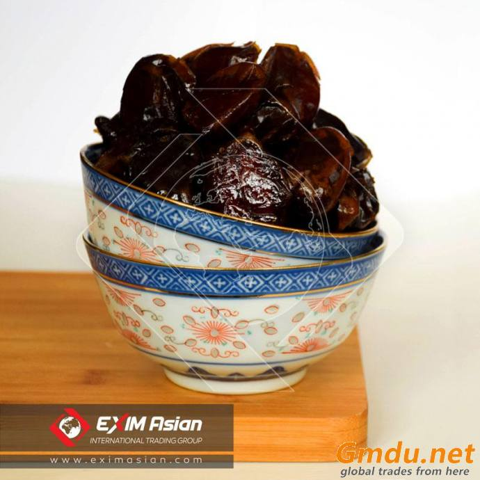 Iranian Dried and Fresh Dates